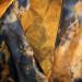 077 Hand dyed shibori silk fabrics thumbnail